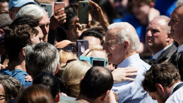 Biden rejects Democrats' anger in call for national unity