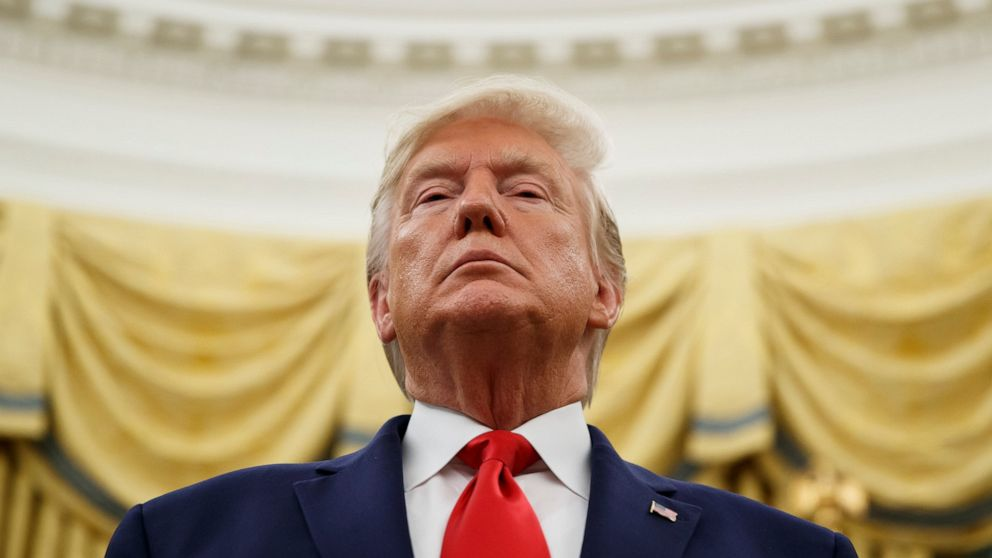 How 'do us a favor' led to Trump impeachment inquiry