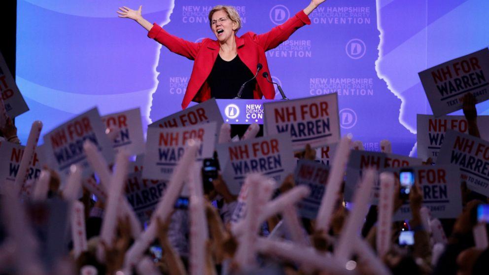Warren memiliki rencananya sendiri untuk segala sesuatu kecuali yang ini
