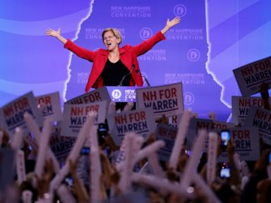 Warren has her own plan for everything - except this