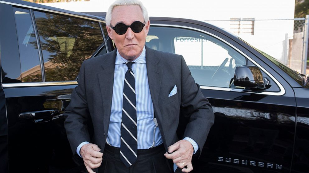 Trump calls for case against Roger Stone to be thrown out thumbnail