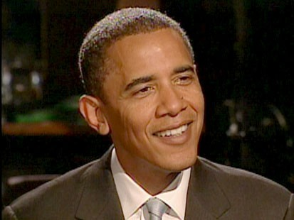 A picture of Barack Obama.