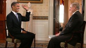President Barack Obama with Dr. Tim