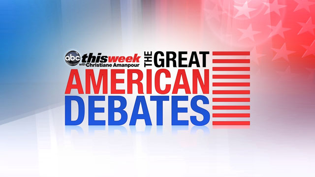 PHOTO: Great Debates logo