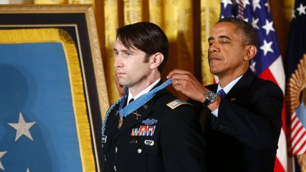 Capt. William Swenson Receives Medal of Honor Four Years After Surviving Brutal Firefight
