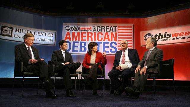 PHOTO: This Week Great Debate