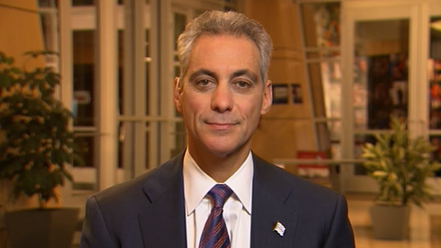 PHOTO: Rahm Emanuel