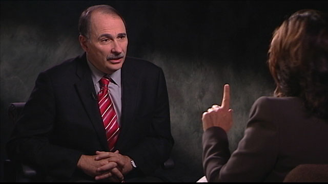 PHOTO: Obama Campaign Adviser David Axelrod