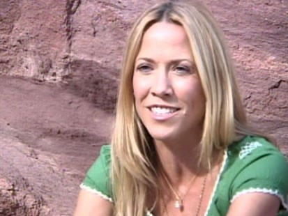 Picture of Sheryl Crow.