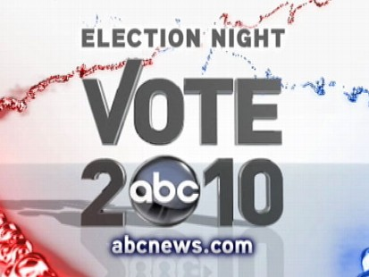 VIDEO: George Stephanopoulos and Diane Sawyer host Election Night this Tuesday starting at 7pm/6c on ABC.