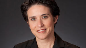 PHOTO ABC News political director, Amy Walter, is shown in this file photo.