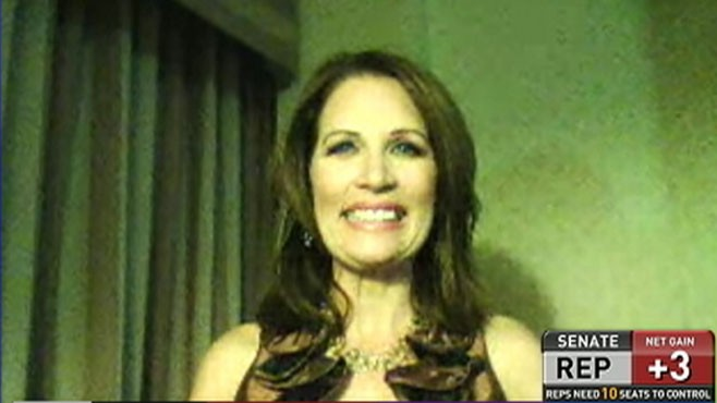 VIDEO: Michelle Bachmann on the Midterm Elections