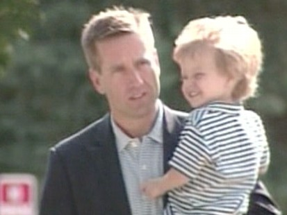 VIDEO: Beau Biden, the 41-year-old son of Joe Biden, suffered a mild stroke.
