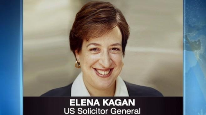 Senate Confirms Elena Kagan, As Same