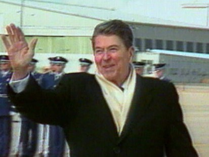 VIDEO: A North Carolina congressman is pushing to get Ronald Reagan on the 50 bill.