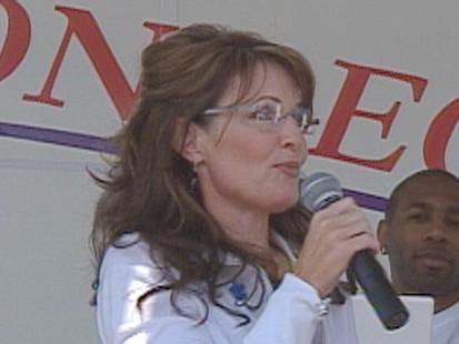 Sarah Palin Resigning as Governor