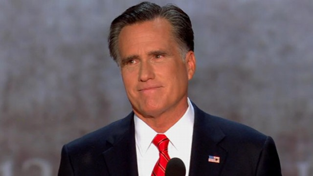 VIDEO: Mitt Romneys Republican National Convention Speech