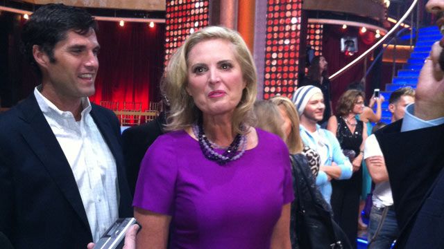 PHOTO: Ann Romney was spotted in attendance at ABC's 'Dancing With the Stars: All-Stars' championship finale.