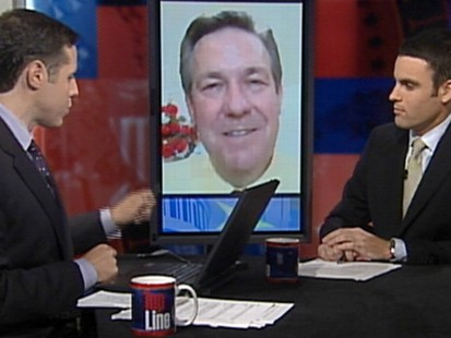 "Video: New Hampshire Senate Candidate Ovide Lamontagne on ""Top Line."""
