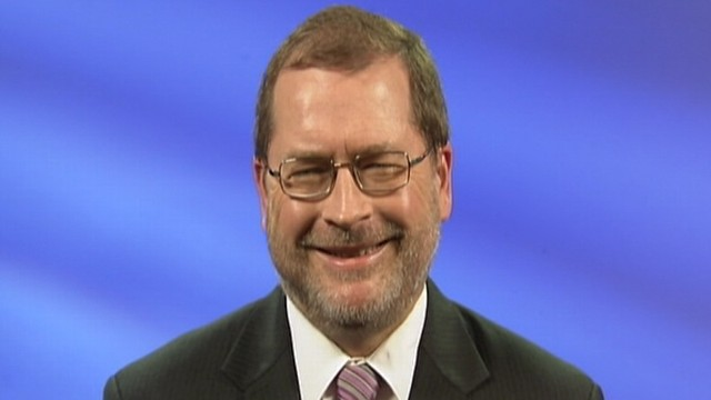 Grover Norquist on ABC's Top Line