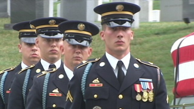 VIDEO: The Old Guard of Arlington National Cemetery