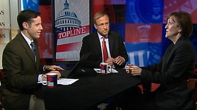 "Video: Washington Posts Karen Tumulty on ""Top Line."""
