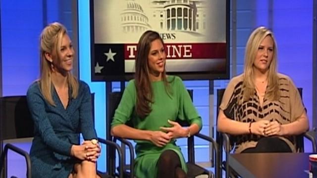 VIDEO: @Jon2012Girls Talk Twitter, Politics & Dad