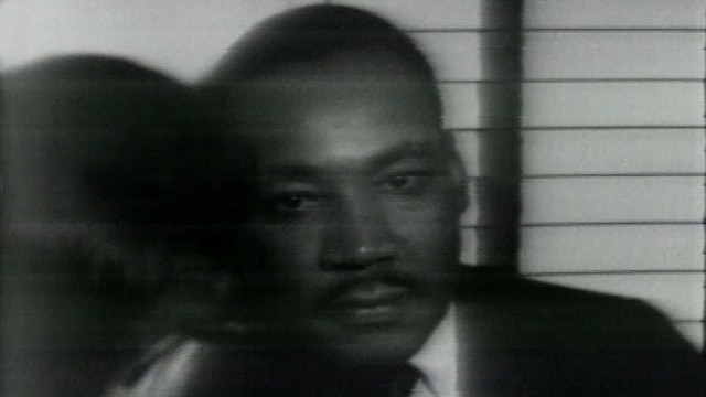 VIDEO: Martin Luther King Jr. comments on the death of President Kennedy.
