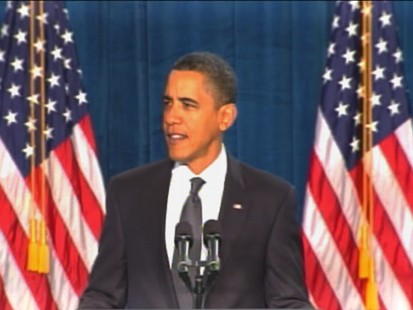 Video of President Barack Obama promoting energy jobs in Georgia.