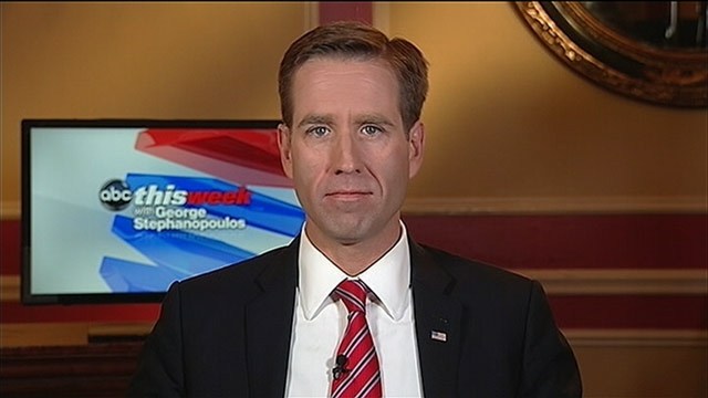 PHOTO: Delaware Attorney General Beau Biden on 'This Week'
