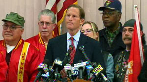 Richard Blumenthal Not the First Politician to Misstate Military Record