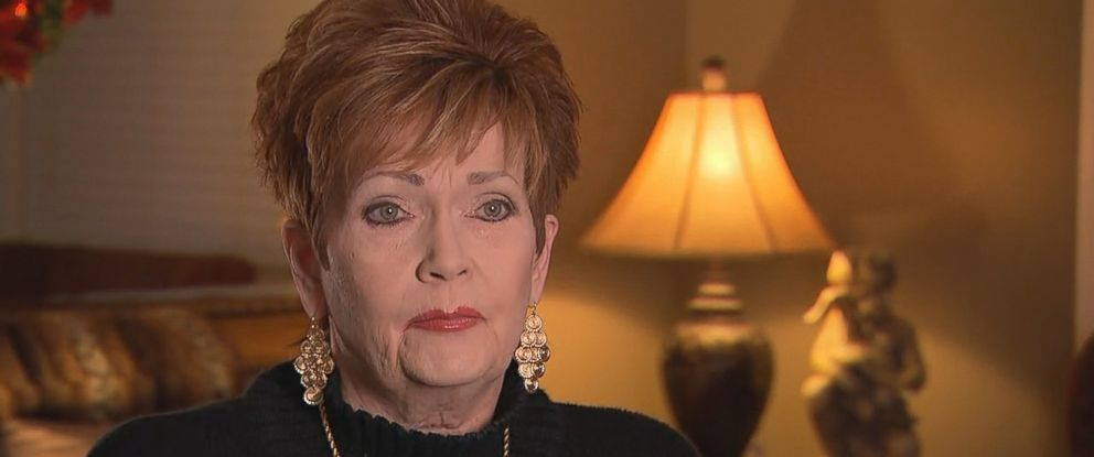 """Beverly Nelson seen here during an interview with """"Nightline"""" on Dec. 13, 2017."""
