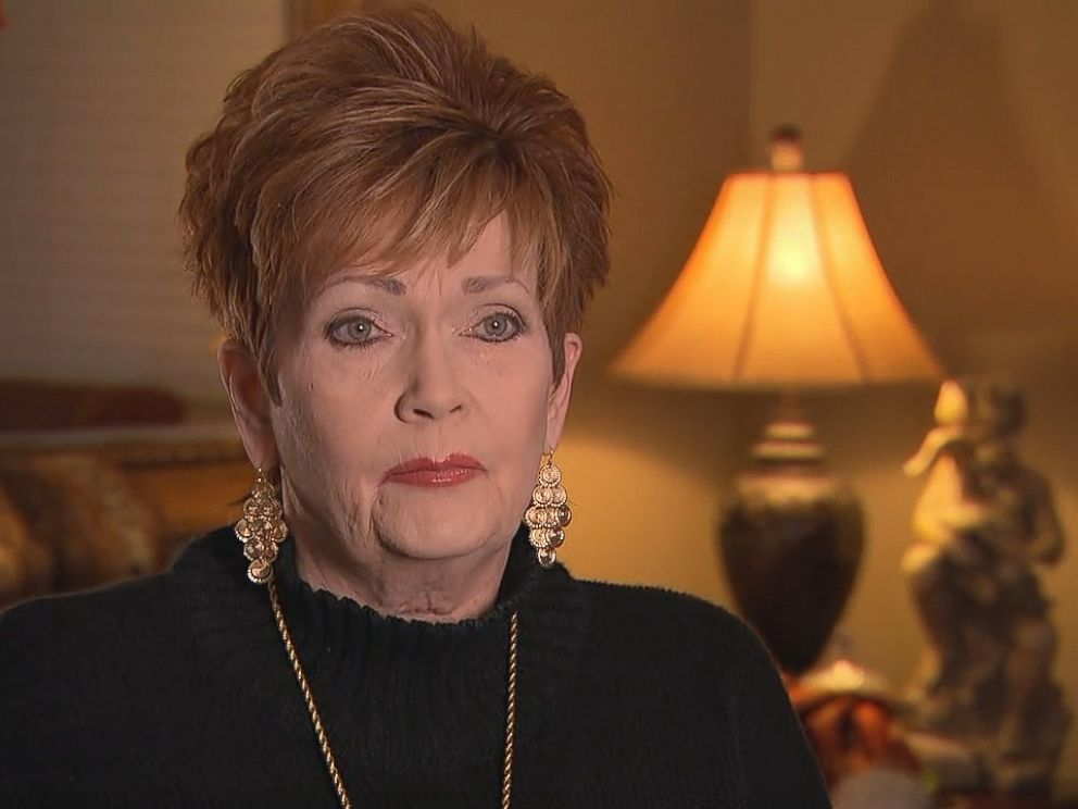 Beverly Nelson seen here during an interview with Nightline on Dec. 13, 2017.