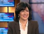 PHOTO: ABC News Global Affairs Anchor Christiane Amanpour on This Week