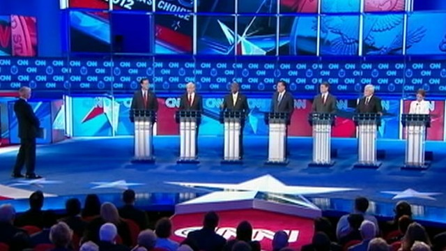 VIDEO: Highlights from the Republican showdown in Las Vegas.