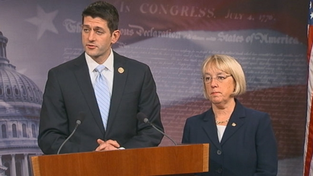 Congressional Leaders Reach Bipartisan Budget Agreement Video Abc News
