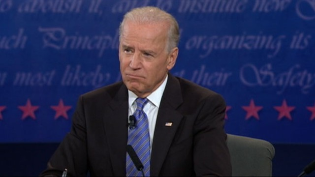 VIDEO: Joe Biden believes Romney will select Supreme Court justices that will oppose abortion.