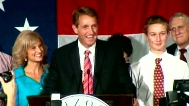 VIDEO: Republican defeats Democrat Richard Carmona in close race.