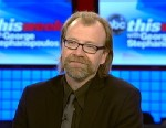 "PHOTO: ""Tenth of December"" Author George Saunders on This Week"