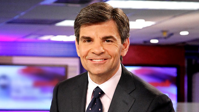 Photo Abc News Anchor George Stephanopoulos