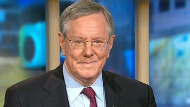 PHOTO: Steve Forbes on the conflict between salaries and government bailouts.