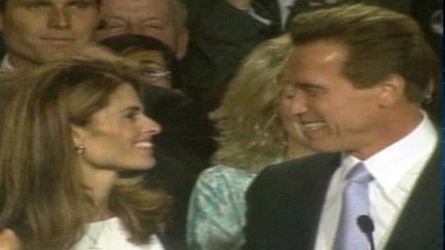 VIDEO: Former California governor admits he fathered a child out of wedlock.