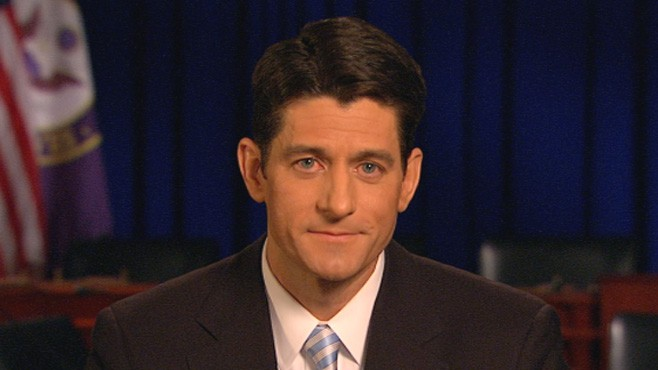 VIDEO: Rep. Paul Ryan, R-Wis., delivers the Republican reply to Obamas speech.