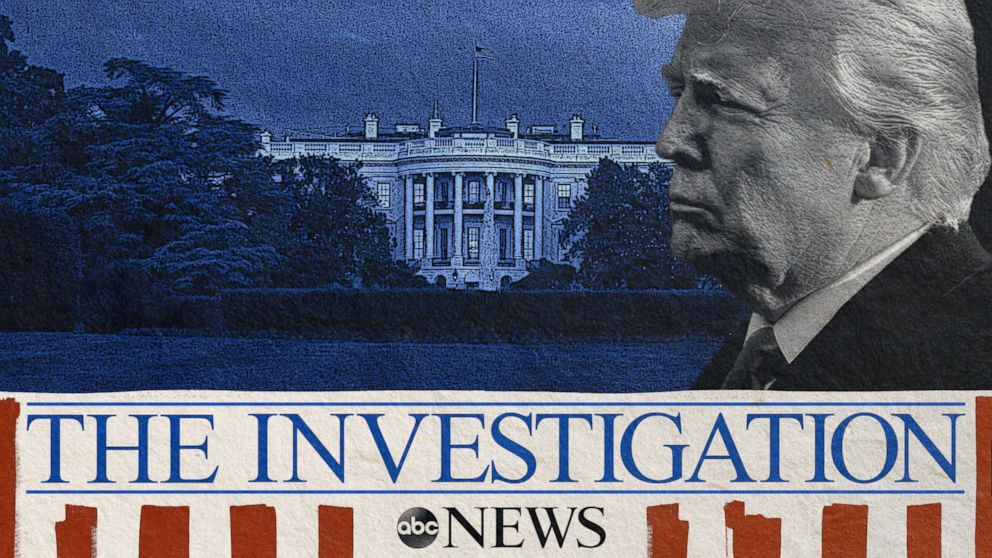 ABC News podcast, The Investigation.