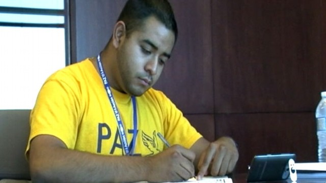 VIDEO: Illegal Immigrant in Arizona Hopes to Gain Citizenship through Dream Act