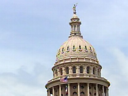Video: Texas state representative pitches immigration bill.