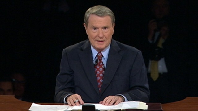 VIDEO: Jim Lehrer questioned President Obama and Mitt Romney in his 12th presidential debate.