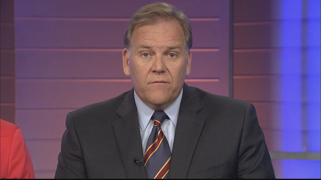 PHOTO: Representative Mike Rogers (R) Michigan on This Week