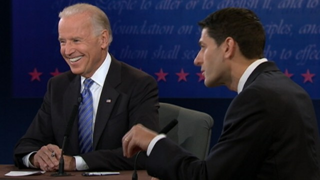 VIDEO: Joe Biden responds to Paul Ryan's criticism of Obama's handling of issues abroad.