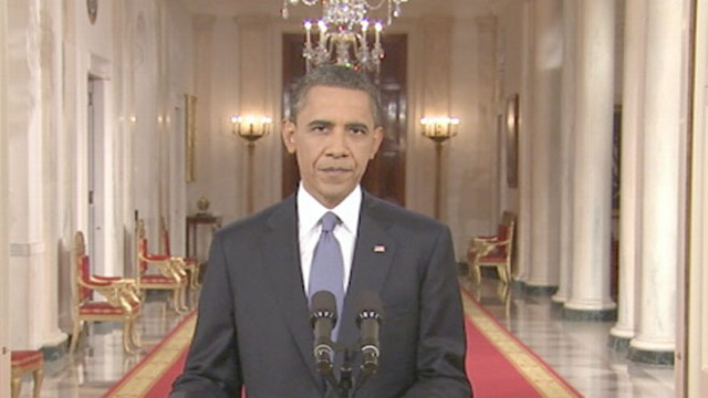 VIDEO: The president details plan for pulling troops out of Afghanistan.